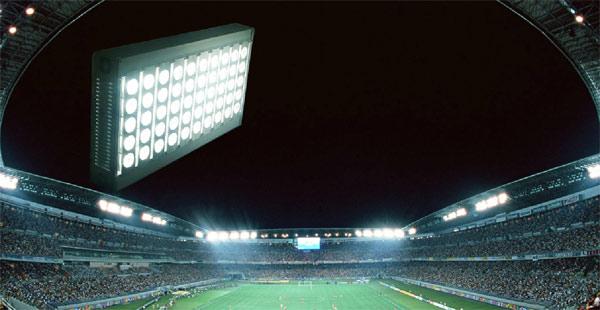 LED lighting for Sport Stadium.